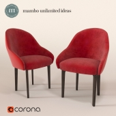 Стул Mambo Unlimited Ideas - GIA chair