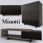 Тумба, комод и гардероб AYLON By Minotti