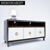 Консоль Jet Set Entertainment от Bernhardt Furniture
