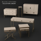 Тумбы и комоды Blancdivoire - LONDON Collection