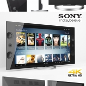Телевизор SONY 4K Ultra HD TV