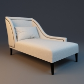 Кушетка Pasadena One Arm Chaise