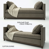 CLIFTON LOUNGE - MITCHELL GOLD + BOB WILLIAMS