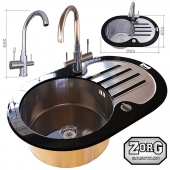 Sink and mixer ZorG