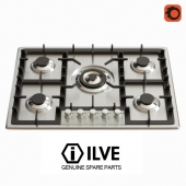 Cooktop ILVE HP 75C
