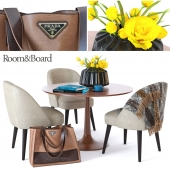 Стол и стул Room & Board Collection