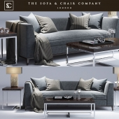 Диван для Pollock (The Sofa & Chair Company)