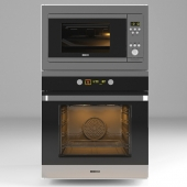 Microwave Oven Beko MWB-2310EX and OIM25601X