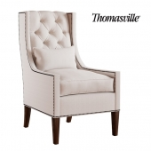 Кресло Chandler Wing Chair от Thomasville