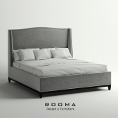 Кровать Flor - ROOMA Design&Furniture