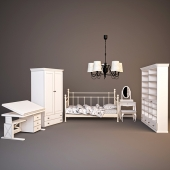 Children's furniture set