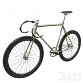 Fixed Gear Bianchi Bicycle