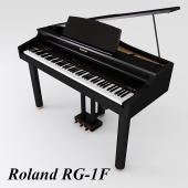 Roland RG-1F Digital Mini Grand Piano