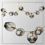 Branching Bubble - 9 Lights