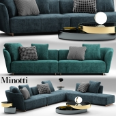 Sofa Minnoti Lounge