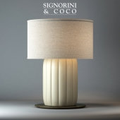 Table lamp Signorini&coco