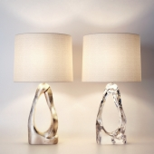 Table lamp Aerin cannes crictal