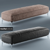 POUF RECTANGULAIRE ELLICA by Roche Bobois
