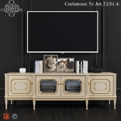 Angelo Cappellini TV Stand Art