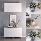Storage furniture BESTA by IKEA
