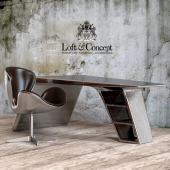 Armchair and desk Aviator by Loft Concept