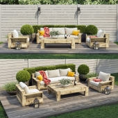 Terrace, patio, outdoor space
