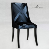 Aiveen Daly Chevron chair