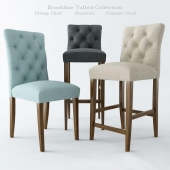 Brookline Tufted chairs