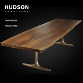 Dining table by Hudson furniture
