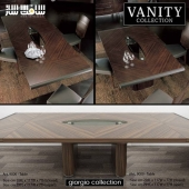 Vanity table 9000 by Giorgio Collection