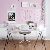 Home office by IKEA