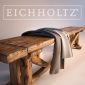 Bench Particulier by Eichholtz