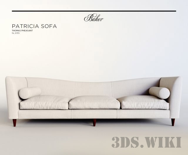 Sofa PATRICIA by Baker Furniture
