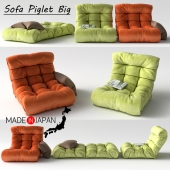Big sofa by Piglet