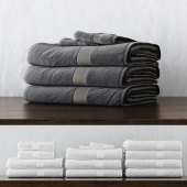 RH TOWELS 802 Gram Turkish Towel Collection