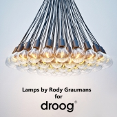 Pendant lamps by Rody Graumans for droog