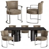 Fendi Casa Dining Table