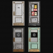 Doors by Doors Brothers, Loft collection