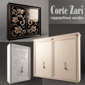 Three wardrobes by Corte Zari