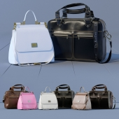 Dr.Koffer and Dolce&Gabbana bags