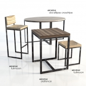Furniture set by ARCHPOLE