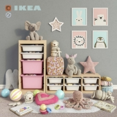 Toys and furniture OSM by IKEA