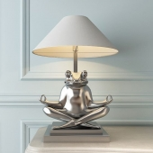 Frog Desk table lamp by Jaime Hayon