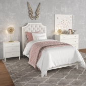 Alexandra tufted bed Max 2011