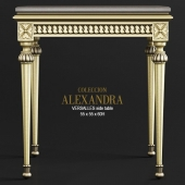 VERSALLES side table collection Alexandra