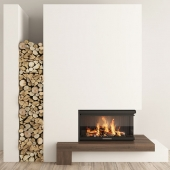 Fireplace and firewood2