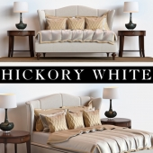 Hickory White bed