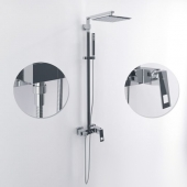 Euphoria Cube XXL System 230 by Grohe