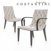 Club Armchair by Constantini Pietro