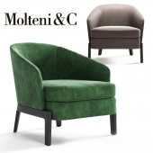 Chelsea armchair by Molteni&c